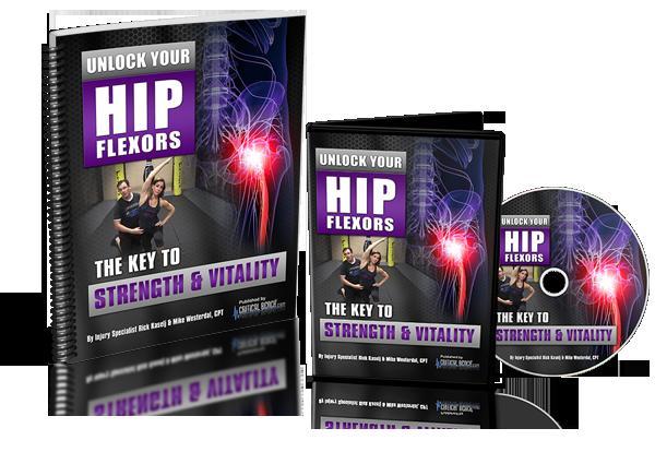 Unlock Your Hip Flexor Muscles