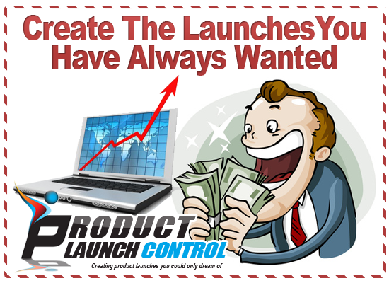 Product Launch Control Creation