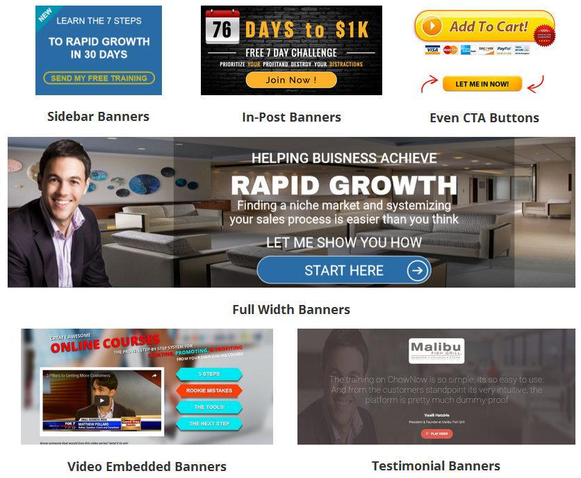 The Ultimate Banners Plugin WordPress Ads Creator